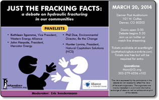 Phil Doe to participate in fracking debate | Be The Change U.S.A.