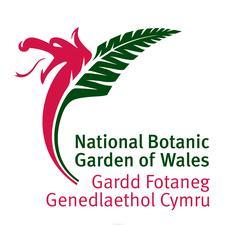 National Botanic Garden of Wales • Gardd Fotaneg Genedlaethol Cymru logo
