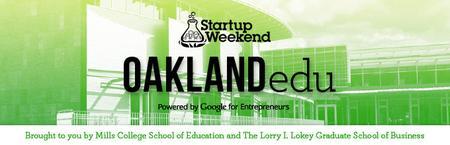Oakland EDU Startup Weekend