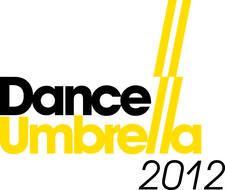 Dance Umbrella 2012 logo
