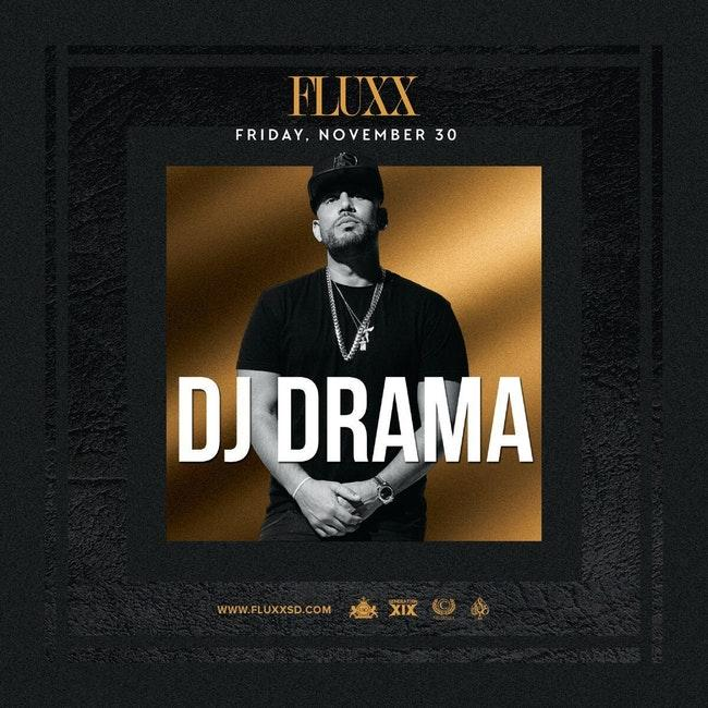 DJ Drama at FLUXX