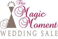 This Magic Moment Wedding Sale logo