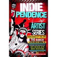 The INDIEpendence Day Artist Series