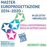 Master Europrogettazione 2014-2020 ® Summer School a...