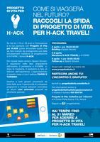 Progetto di Vita per H-ACK TRAVEL