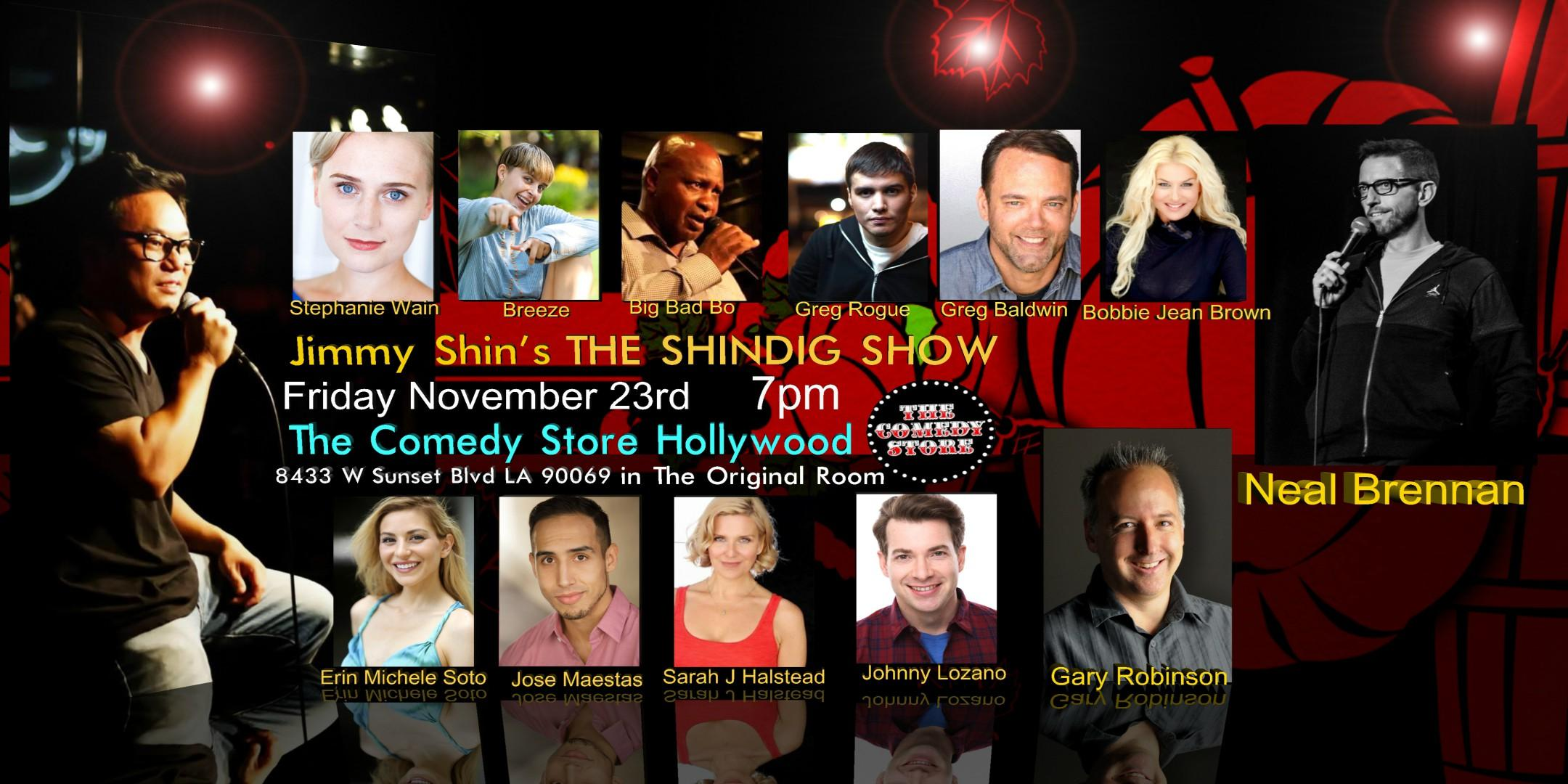 The Holiday Shindig Show with Neal Brennan