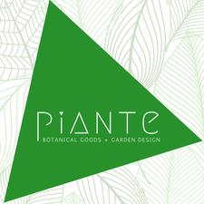 Piante Design  logo