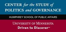 Center for the Study of Politics and Governance logo