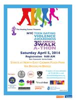 NYC Teen Dating Violence Awareness Walkathon
