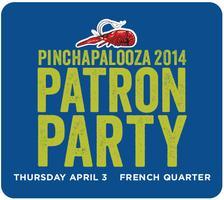 Pinch A Palooza 2014 Patron Party