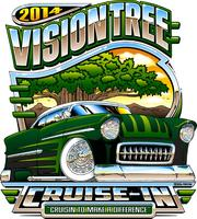 2014 Vision Tree Cruise-In