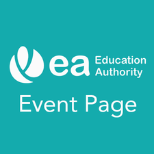 Education Authority - EA Funding Events logo