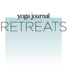 Yoga Journal Retreats logo
