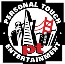 Personal Touch Entertainment, Trevel A., DJ Mind Motion, & Big Von logo