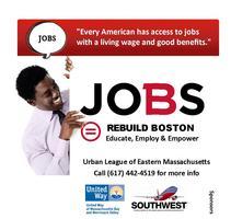JOBS REBUILD BOSTON SERIES: USPS General Information...