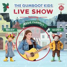 Gumboot Kids Live Show logo