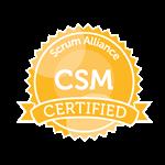 Certification Scrum Master Septembre 2019