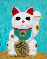 Pa'ina Paint Club - Lucky Cat