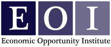 The Economic Opportunity Institute logo