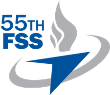 Offutt 55th Force Support Squadron logo