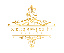 Shopping Party Events logo