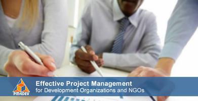 Online Course: Effective Project Management for Development (March 11, 2019)