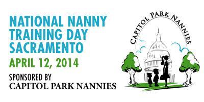 National Nanny Training Day Sacramento