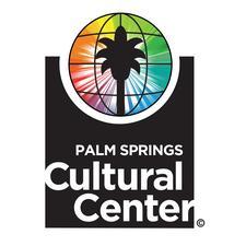 Palm Springs Cultural Center logo