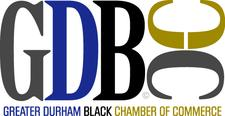 Greater Durham Black Chamber of Commerce (GDBCC) logo