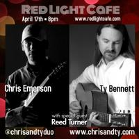 Chris Emerson & Ty Bennett w/ Reed Turner