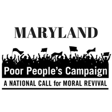 Maryland Poor People's Campaign: A National Call for Moral Revival logo