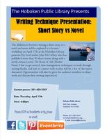Writing Technique Presentation: Short Story vs The...