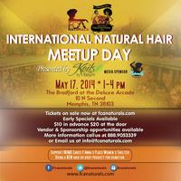 International Natural Hair Meetup Day Presented by Koil...