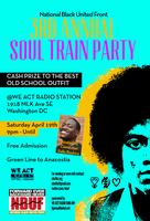 3rd Annual Soul Train Party - Hosted by Comedian Rallo...