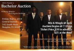 2014 Bachelor Auction