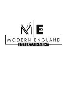 Modern England Entertainment logo