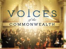 Voices of the Commonwealth logo