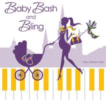 August 2 NEW ORLEANS Baby Bash and Bling Expo & Show...
