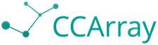 CCArray/EON-ROSE logo