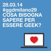 Girl Geek Dinner Milano #29