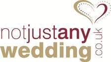 Not Just Any Wedding logo