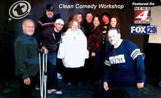 Techspace Clean Comedy Workshop