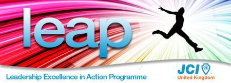 3rd LEAP with JCI UK - Leadership Training