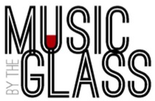 Music by the Glass logo