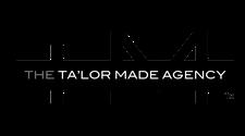 The Ta'lor Made Agency logo