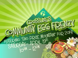 FREE Community Egg Frenzy at Crossline - Year III