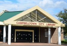 Campbelltown City Library logo