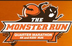 Quarter Marathon and 5k Monster Run with myTEAM TRIUMPH
