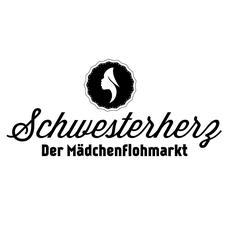 Schwesterherz Mädchenflohmarkt  logo
