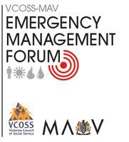 VCOSS-MAV Emergency Management Forum